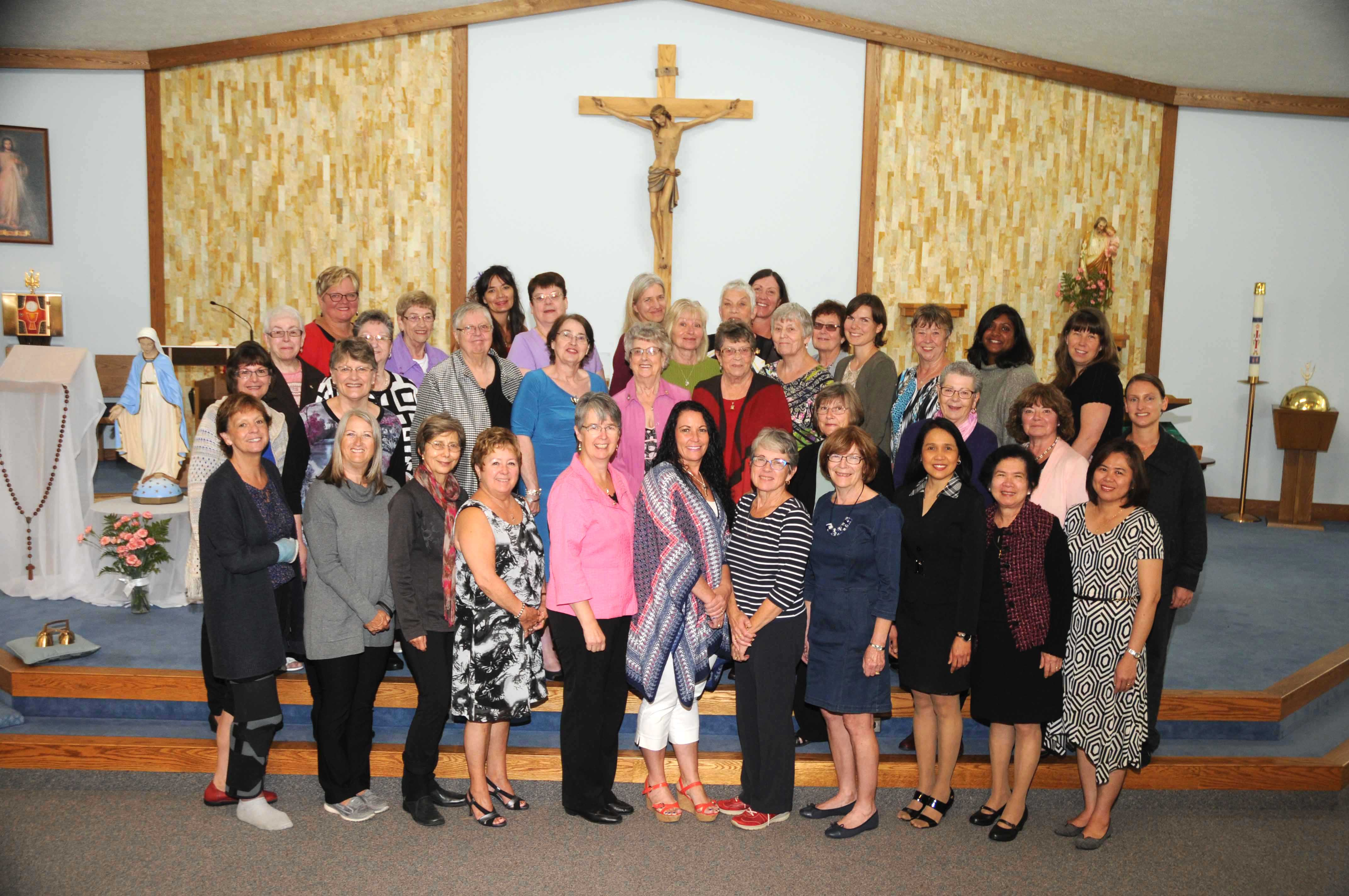 a. Catholic Womens League